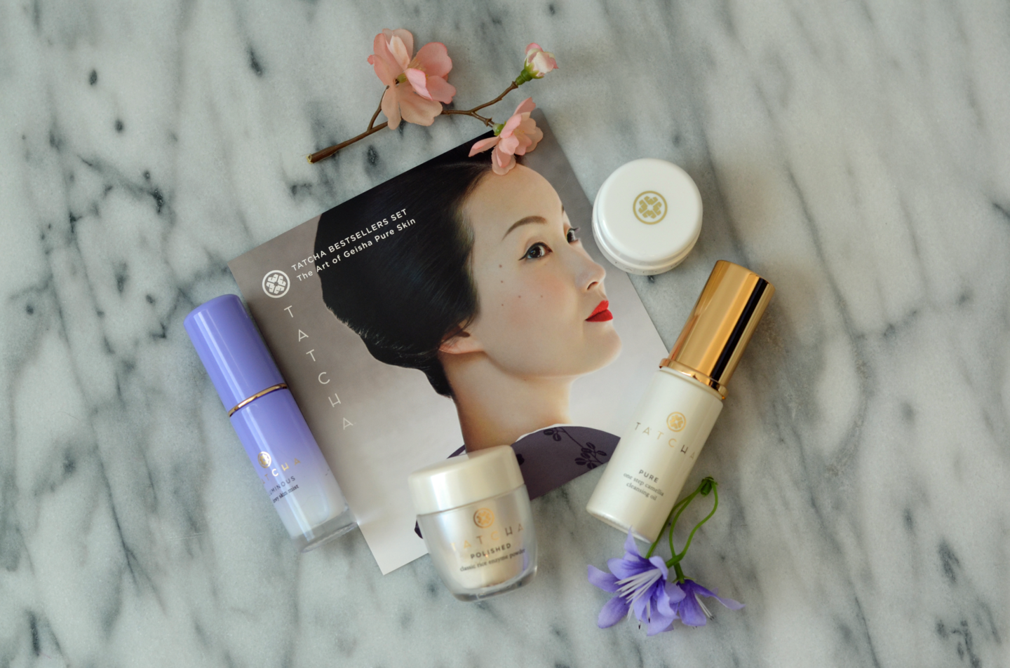 Double Cleanse: Discover Tatcha