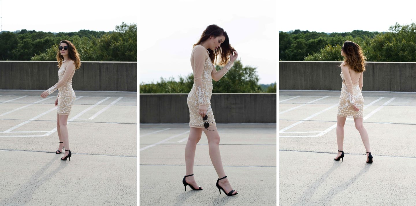 Forever21 Lace Dress